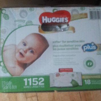 Photo of Huggies® Natural Baby Care Wipes uploaded by Andrea M.