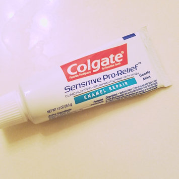 Photo of Colgate Sensitive Pro-Relief Enamel Repair Toothpaste uploaded by Danielle R.