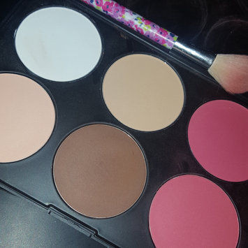 Photo of BH Cosmetics Contour and Blush Palette uploaded by Angelina H.