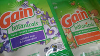 Gain® Botanicals™ Plant Based Laundry Detergent uploaded by Obviously A.