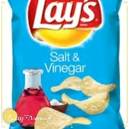 LAY'S® Salt & Vinegar Flavored Potato Chips uploaded by mama d.