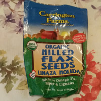 Carrington Farms Milled Flax Organic Linaza Case of 6 14 oz uploaded by KookHee K.
