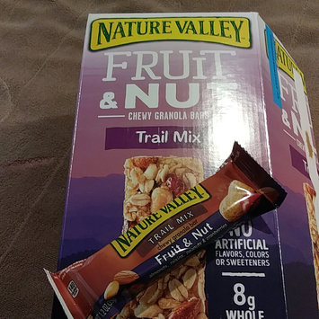 Photo of Nature Valley™ Fruit & Nut Bars Dark Chocolate & Nut uploaded by KookHee K.