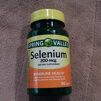Spring Valley : Selenium Antioxidant Support Dietary Supplement uploaded by KookHee K.