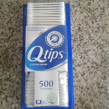 Photo of Q-tips® Cotton Swabs uploaded by Daphne W.