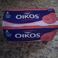 DANNON® OIKOS® TRADITIONAL GREEK YOGURT RASPBERRY uploaded by Daphne W.