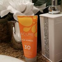 Sunscreen SPF 30 Acure Organics 6 oz Liquid uploaded by Casanail J.