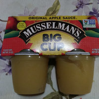 Musselman's Apple Sauce Big Cup Original - 4 CT uploaded by KookHee K.