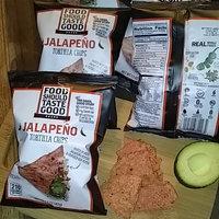 Food Should Taste Good Jalapeño Tortilla Chips uploaded by Areli A.