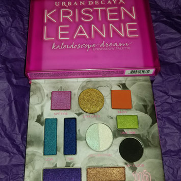 Photo of Urban Decay X Kristen Leanne Kaleidoscope Dream Eyeshadow Palette uploaded by Kelly M.