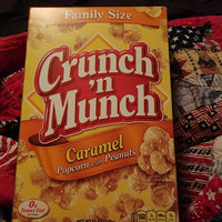 Crunch 'N Munch Popcorn Caramel Popcorn with Peanuts uploaded by Semaria S.