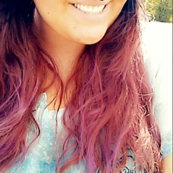Photo uploaded to Ion Color Brilliance Semi Permanent Neon Brights Hair Color Radiant Orchid by Janice T.