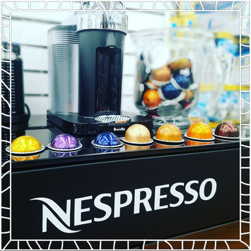 Photo of Nespresso VertuoLine Coffee and Espresso Machine with Milk Frother, uploaded by Constantina M.