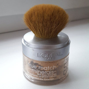 Photo of L'Oréal Paris True Match™ Mineral Foundation uploaded by Diana V.