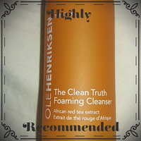 OLEHENRIKSEN The Clean Truth™ Foaming Cleanser uploaded by Veronica O.
