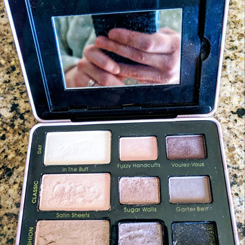 Photo of Too Faced Boudoir Eyes Soft & Sexy Shadow Collection uploaded by trisha V.