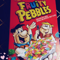 Post Fruity Pebbles Cereal uploaded by Kristin R.