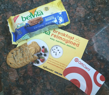 Photo of belVita Blueberry Breakfast Biscuits uploaded by Ginny M.