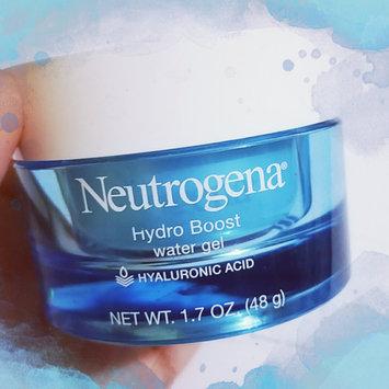 Photo of Neutrogena® Hydro Boost Water Gel uploaded by Anya O.