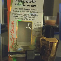 Sally Hansen® Nailgrowth Miracle Serum™ uploaded by Victoria V.