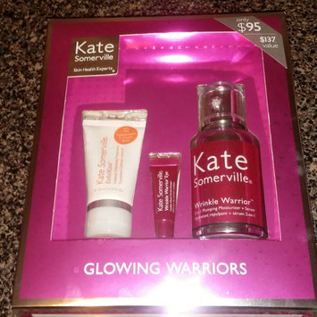 Photo of Kate Somerville Wrinkle Warrior 2-in-1 Plumping Moisturizer + Serum uploaded by Amber C.