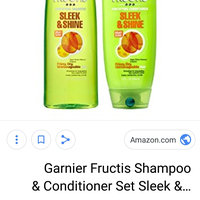 Garnier Fructis Fortifying 2-In-1 Shampoo + Conditioner uploaded by somi s.