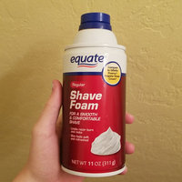 Equate Regular Shave Foam, 11 oz uploaded by chloe g.