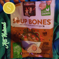 Rachael Ray Nutrish Soup Bones Real Chicken & Veggies Flavor Chew Bones for Dogs - 3 CT uploaded by Daria Q.