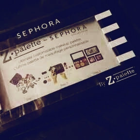 Photo of SEPHORA COLLECTION Z Palette Baby uploaded by Joy P.