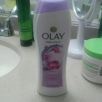 Olay Fresh Outlast Body Wash, Soothing Orchid & Black Currant, 13.5 fl oz uploaded by Jessica D.