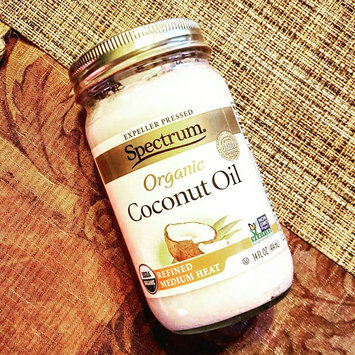 Photo of Spectrum Coconut Oil Organic uploaded by Ashley D.