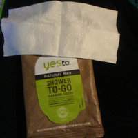 Yes To Natural Man Shower To-Go Cleansing Cloths uploaded by Daria Q.