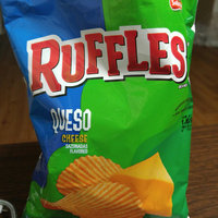 Ruffles® Queso Potato Chips uploaded by Brittany W.