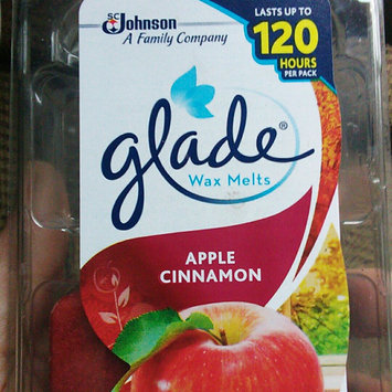 Photo of Glade Apple Cinnamon Wax Melts uploaded by Amy L.
