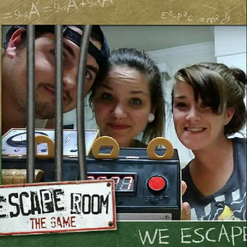 Photo of Spin Master Escape Room The Game uploaded by Kasey H.