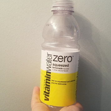 Photo of vitaminwater Zero Squeezed Lemonade uploaded by Leah P.
