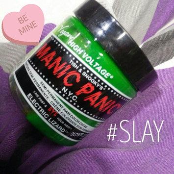 Photo of Manic Panic Semi-Permanent Hair Color Cream uploaded by Daria Q.