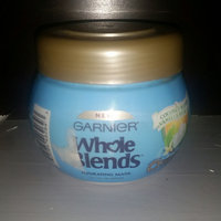 Garnier Whole Blends Coconut Water & Vanilla Milk Extracts Hydrating Mask uploaded by angie h.