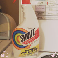 Shout® Trigger Triple-Acting Stain Remover uploaded by Rori L.