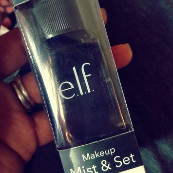 Photo of e.l.f. Studio Makeup Mist uploaded by Marcela R.