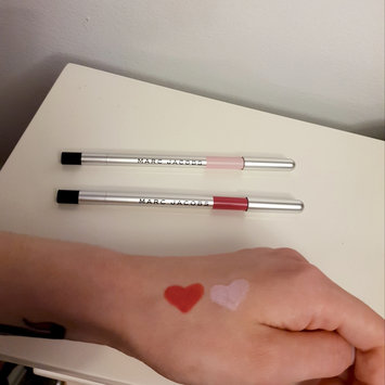Photo of Marc Jacobs Beauty Highliner Matte Gel Eye Crayon uploaded by Jessica B.
