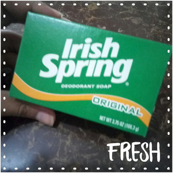 Photo of Irish Spring Original Bar Soap uploaded by Diandy C.