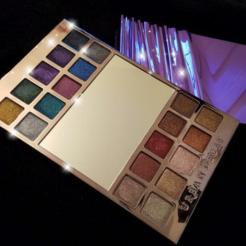 Photo of Urban Decay Heavy Metals Metallic Eyeshadow Palette uploaded by Maribel A.