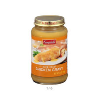 Campbell's® Slow Roast Chicken Gravy 12 oz. Jar uploaded by Brittany W.