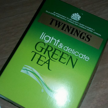 Photo of TWININGS® OF London Green Tea Bags uploaded by ANDREEA R.