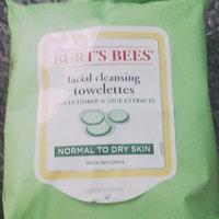 Burt's Bees Facial Cleansing Towelettes Cucumber & Sage uploaded by Madeline R.