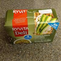 Ryvita Wholegrain Rye Crispbread Pumpkin Seeds & Oats uploaded by Chelsea C.