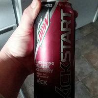 Mountain Dew® Kickstart™ Fruit Punch Juice Drink 4-16 fl. oz. Cans uploaded by Melissa B.