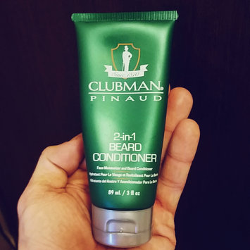 Photo of Clubman 2-in-1 Beard Conditioner uploaded by Red A.