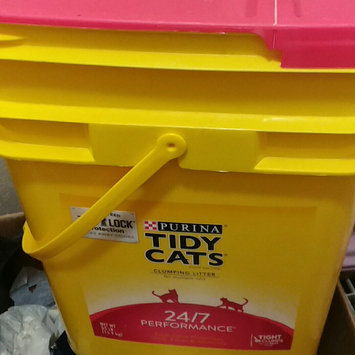 Photo of Purina Tidy Cats 24/7 Performance Clumping Litter for Multiple Cats uploaded by Melissa B.